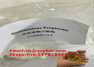 Chiny Masteron Powder Anabolic Steroid Drostanolone Propionate For Strength Retain dystrybutor