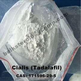 Chiny Safety Effective Male Enhancement Drugs White Powder Tadalafil  Cialis 171596-29-5 dystrybutor