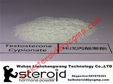 Chiny Healthy Testosterone Cypionate CAS 58-20-8 Body Health Fitness For Bodybuilder dystrybutor