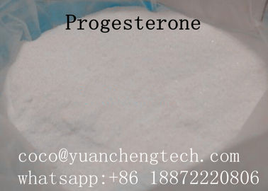 Chiny 57-83-0 Injectable Female Hormone Progesterone To Women For Body Health fabryka