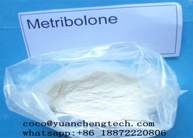 Chiny Metylotrienolon / Metribolone Trenbolone Acetate Steroid Hormone Powder For Fat Loss fabryka